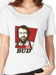 BUD KFC Women's Relaxed Fit T-Shirt