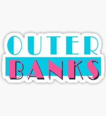 Outer Banks Vice Sticker