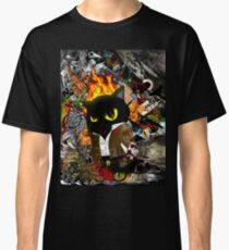 Cat Behemoth (Master & Margarita) Classic T-Shirt