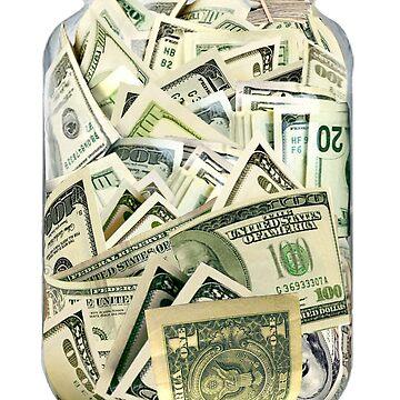 MONEY JAR by thesamba