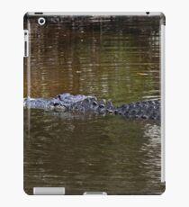 Gator Grazing iPad Case/Skin