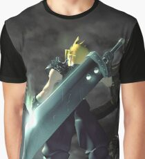 Cloud Strife [Disc Change] Graphic T-Shirt