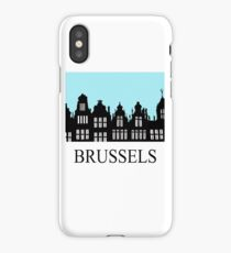 Brussels Grand Place / Grote Markt iPhone Case/Skin