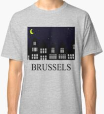 Brussels Grand Place / Grote Markt Classic T-Shirt