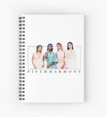 Cuaderno de espiral FIFTH HARMONY