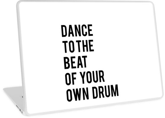 Danse Au Rythme De Votre Propre Tambour Citations Imprimables Danse
