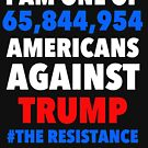 I am one of 65, 844, 954 Americans Against Trump by Thelittlelord