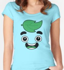 guava juice Women's Fitted Scoop T-Shirt