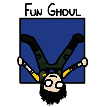 Fun Ghoul by i-love-food