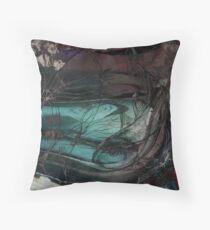Palegic forage Throw Pillow