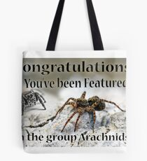 Feature Banner Tote Bag