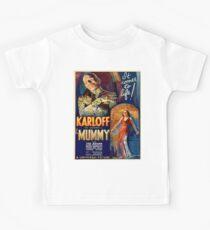 Vintage poster - The Mummy Kids Tee