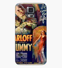 Vintage poster - The Mummy Case/Skin for Samsung Galaxy