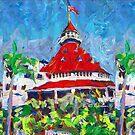 Hotel Del Coronado Picture, Coronado Island California by RDRiccoboni