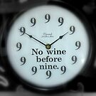 It's Time !!! by artisandelimage