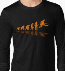 Guitar Evolution Jump T-Shirt