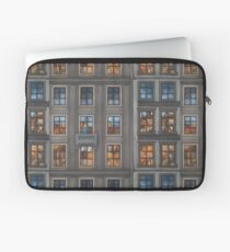Mosaic of City Laptop Sleeve