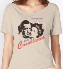 Casablanca Women's Relaxed Fit T-Shirt
