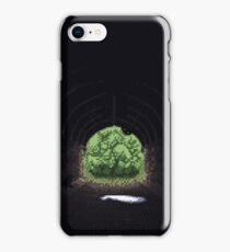 Haunted Tunnel iPhone Case/Skin