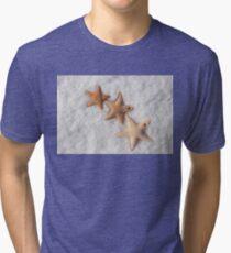 Christmas stars cookies  Tri-blend T-Shirt