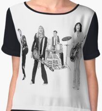 cheap trick Chiffon Top