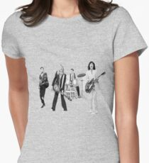 cheap trick Womens Fitted T-Shirt