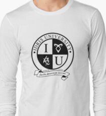Idris University (light-based) Long Sleeve T-Shirt