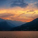 Lake Como VIII by Chris Vincent