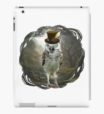 Lord of the Owls iPad Case/Skin