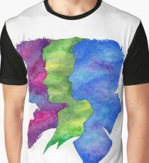 Team Free Will Graphic T-Shirt