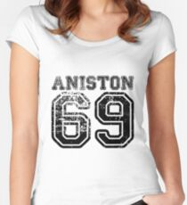 Aniston '69 Women's Fitted Scoop T-Shirt