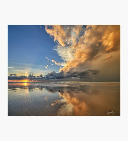 Sunset Spectacular Photographic Print