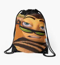 Barry Benson is HOT AF - Bee Movie Meme Drawstring Bag