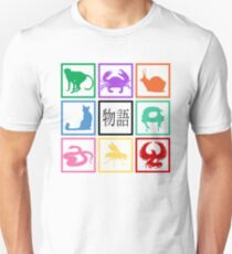 Monogatari-02 Unisex T-Shirt
