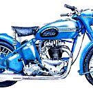 Thunderbird 6TA by JohnLowerson