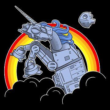 Unicorn Robotic by NewportRoad
