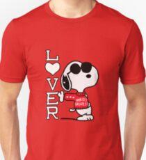 Snoopy Vintage 70's Unisex T-Shirt