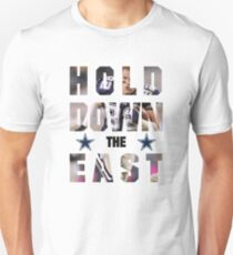 Dallas Cowboys - HOLD DOWN THE EAST  T-Shirt