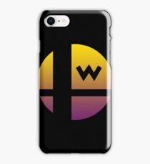 Super Smash Bros - Wario iPhone Case/Skin