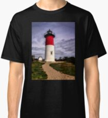 Nauset Lighthouse - Cape Cod Classic T-Shirt