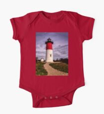 Nauset Lighthouse - Cape Cod One Piece - Short Sleeve