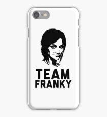 Team Franky iPhone Case/Skin