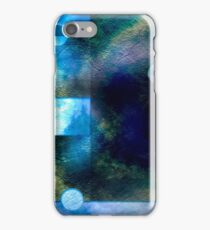 Earth and Cloud iPhone Case/Skin
