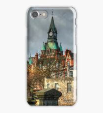 Dunfermline Tower iPhone Case/Skin