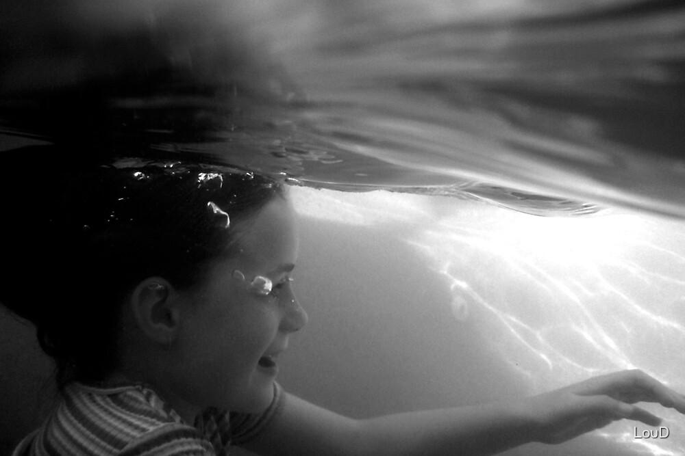Ariel Wannabe by LouD