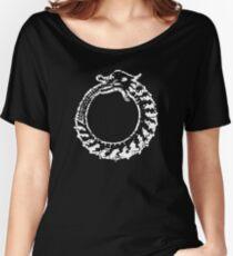 Uroboros Women's Relaxed Fit T-Shirt
