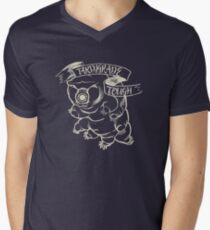 Tardigrade Tough Monochrome Light on Dark version T-Shirt