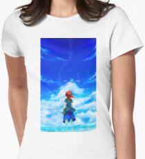 Chrono Cross: Skyward Womens Fitted T-Shirt