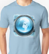 Glass Earth Unisex T-Shirt