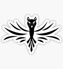 Bird Vector Sticker